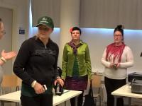 Laurean opiskelijat kertovat Zetin verkostotyöpajasta
